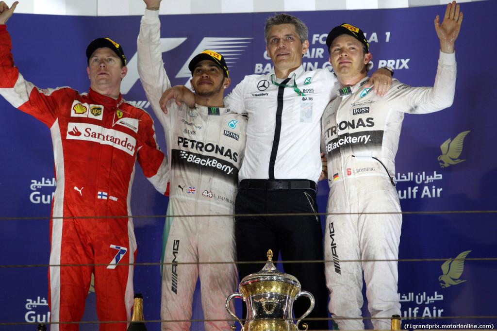 Le Pagelle del Gran Premio del Bahrain