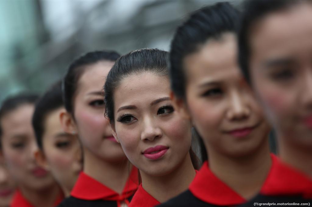 Gran Premio di Cina, Anteprima FLASH: Meteo e Orari Aggiornati