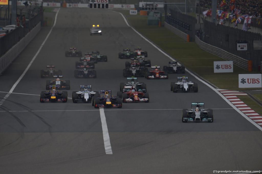 Gran Premio di Cina 2015, Shanghai: Anteprima e Orari del Weekend