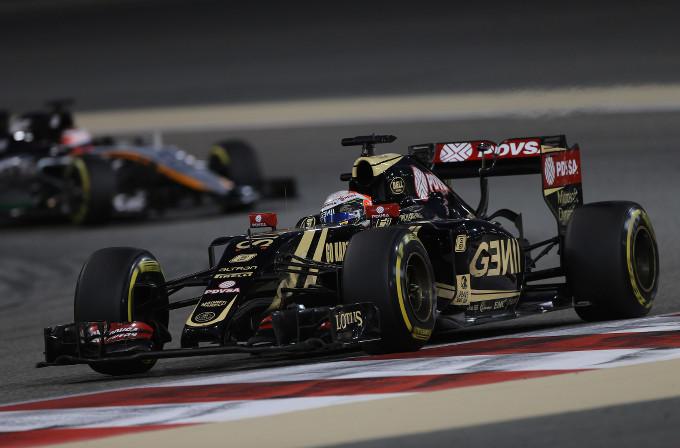 """Lotus F1: Grosjean, """"Felice per il settimo posto"""""""