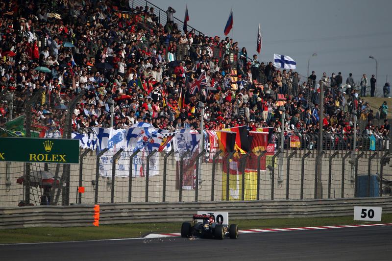 "Lotus, Grosjean: ""Un ottimo feeling con la vettura"""