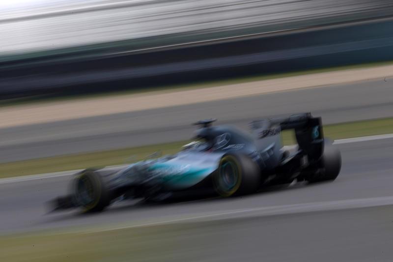 GP Cina, Prove Libere 3: è ancora Hamilton