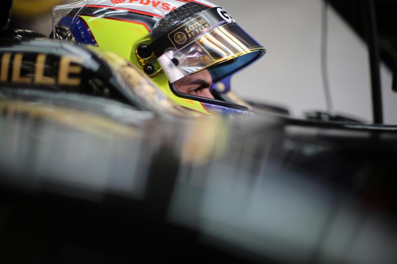 Lotus: Maldonado non vuole cedere il sedile