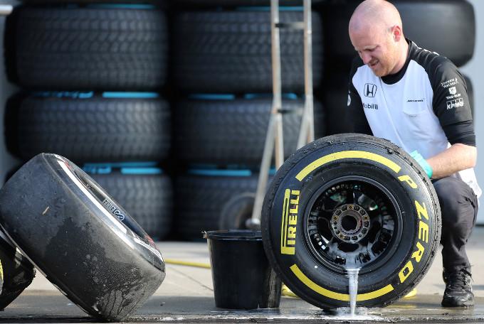 Pirelli annuncia la scelta delle mescole per Spagna, Monaco, Canada e Austria