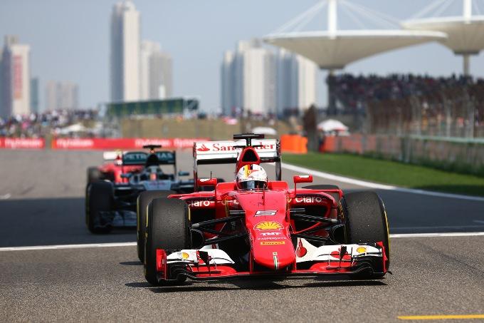 """Vettel: """"Il terzo posto è buon risultato, continuiamo a migliorare"""""""