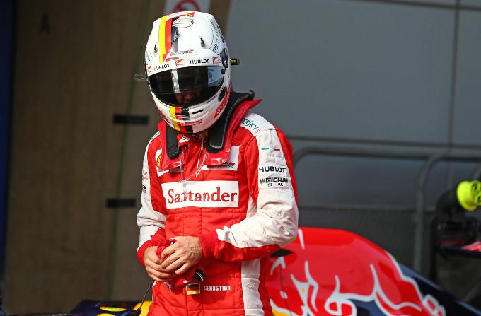 """Vettel: """"Abbiamo fiducia nel nostro passo in gara"""""""