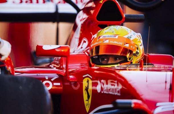 Ferrari conferma la propria line-up per i test di Barcellona