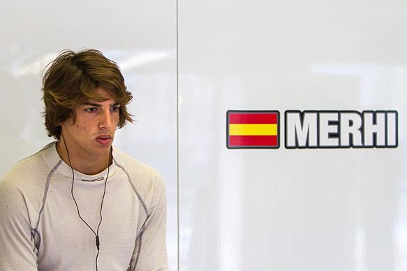 Manor conferma Merhi anche per il GP di Monte Carlo