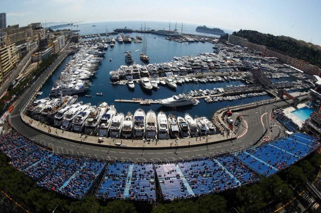 Singola zona DRS per il prossimo Gran Premio di Monte Carlo