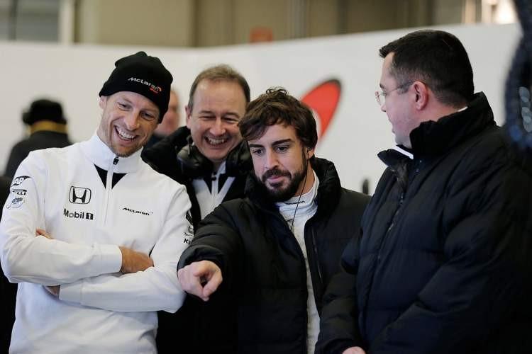 """Boullier: """"Alonso? Sollevato di aver concluso il proprio rapporto con la Ferrari"""""""