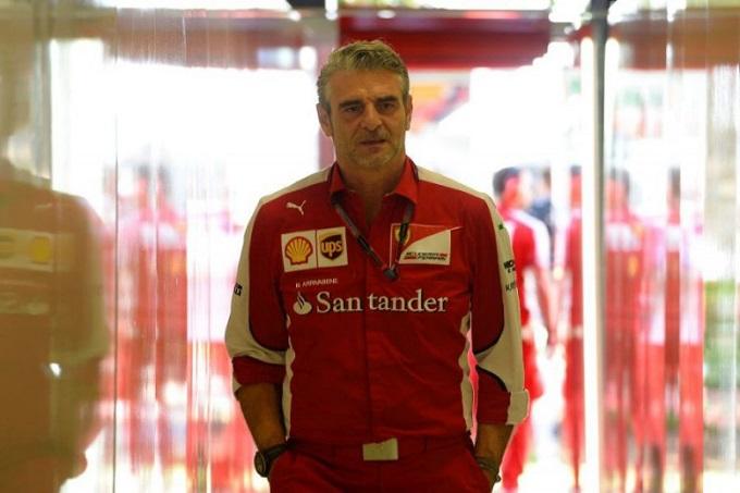 """Ferrari, Arrivabene: """"La SF15-T ha gli stessi limiti della F14T"""""""