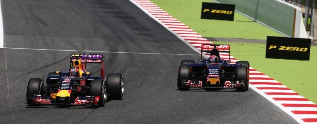 Contatto Sainz-Kvyat: la direzione gara conferma il nono posto dello spagnolo