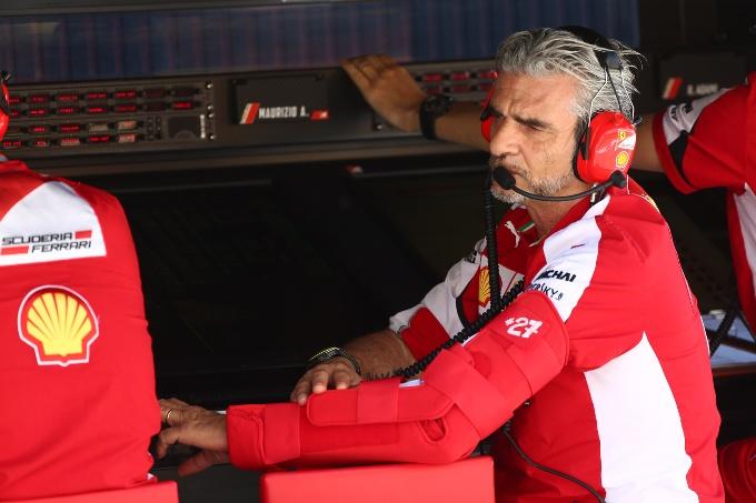 """F1, Arrivabene: """"Non è stata una buona gara per la Ferrari"""""""