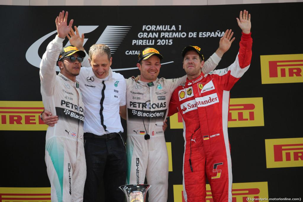 Le Pagelle del Gran Premio di Spagna