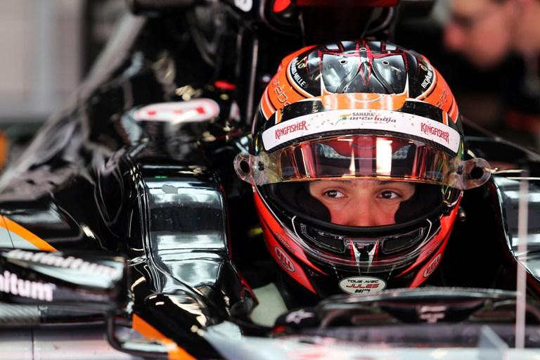 Test Barcellona: Ocon per la prima volta sulla Force India