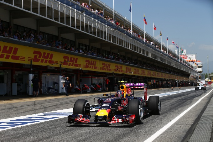 """Red Bull, Kvyat: """"L'ottavo posto in griglia a Barcellona non mi soddisfa"""""""