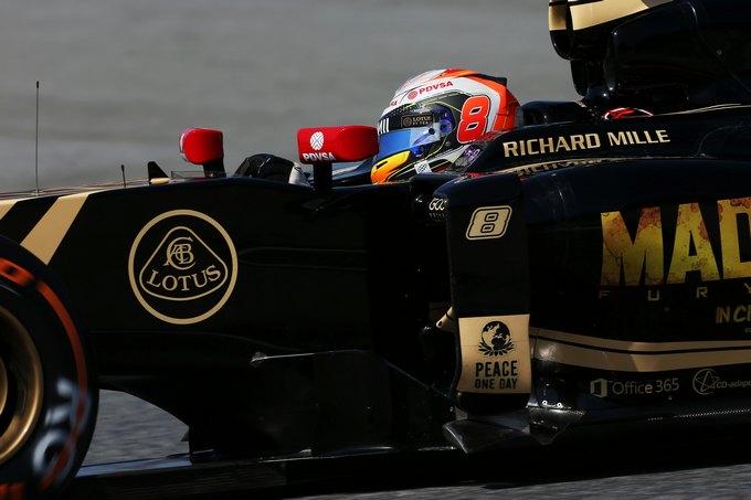 """Grosjean: """"Considerate le difficoltà non è andata male"""""""