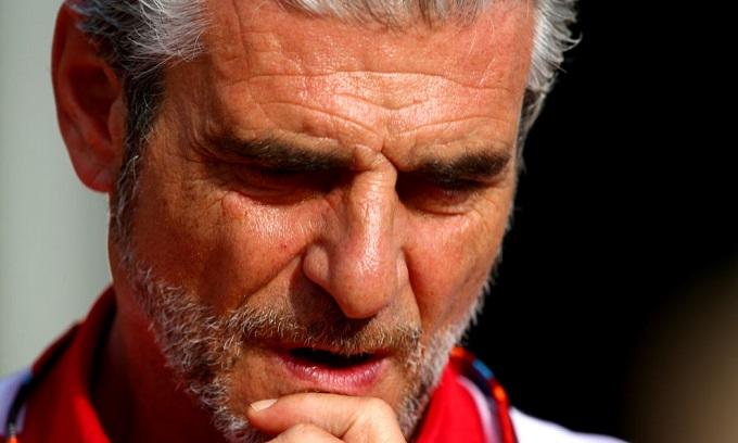 """La Ferrari si arrende alla Mercedes: """"Impossibile lottare per il titolo"""""""