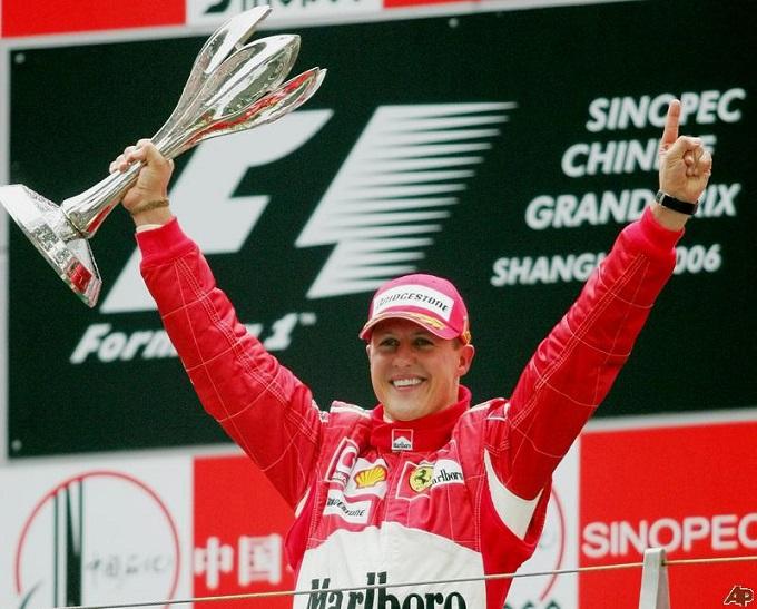 """Michael Schumacher: """"Miglioramenti ma percorso lunghissimo"""""""