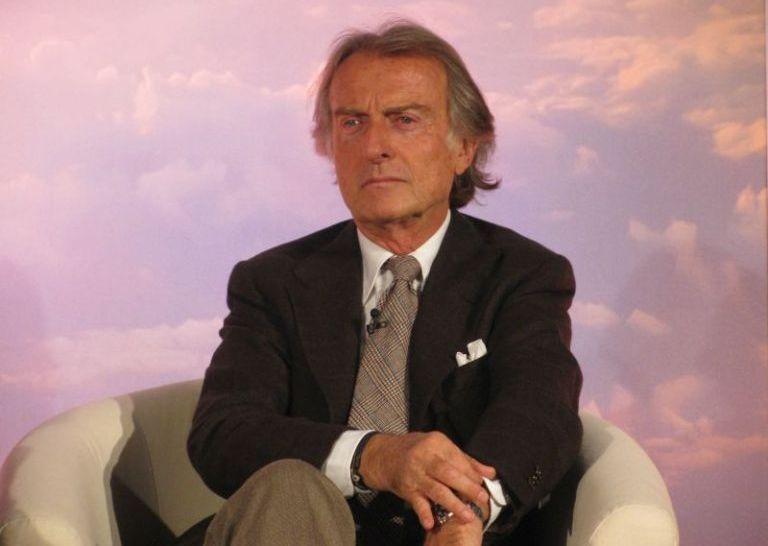 """Montezemolo: """"Marchionne e Arrivabene bravi ma fortunati"""""""
