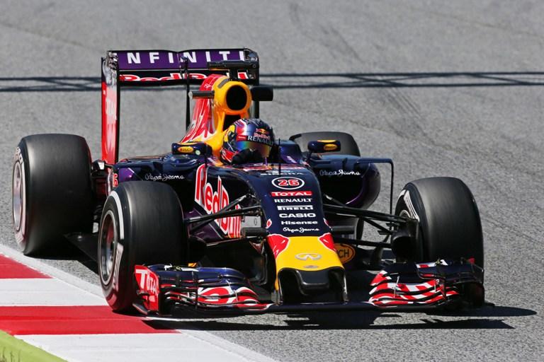 Test Barcellona:  Inizio positivo per Red Bull