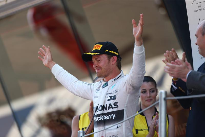 """Rosberg: """"Non mi sono mai sentito in pericolo durante la gara"""""""