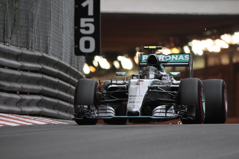 GP Monaco: Rosberg Principe di Monte Carlo