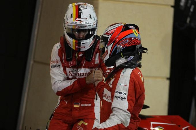Ferrari criticata per non aver portato Vettel e Raikkonen ai test di Barcellona