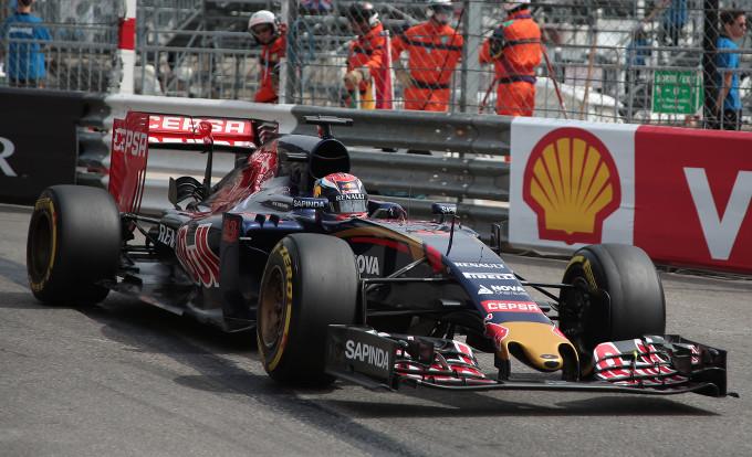 Toro Rosso: A Monaco, Verstappen parte dalla nona posizione e Sainz dalla corsia box