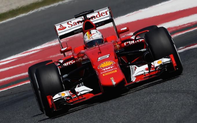 """Vettel: """"Il terzo posto il massimo che ci potessimo aspettare"""""""