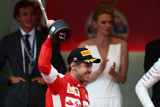 "Vettel: ""Impossibile raggiungere Rosberg"""