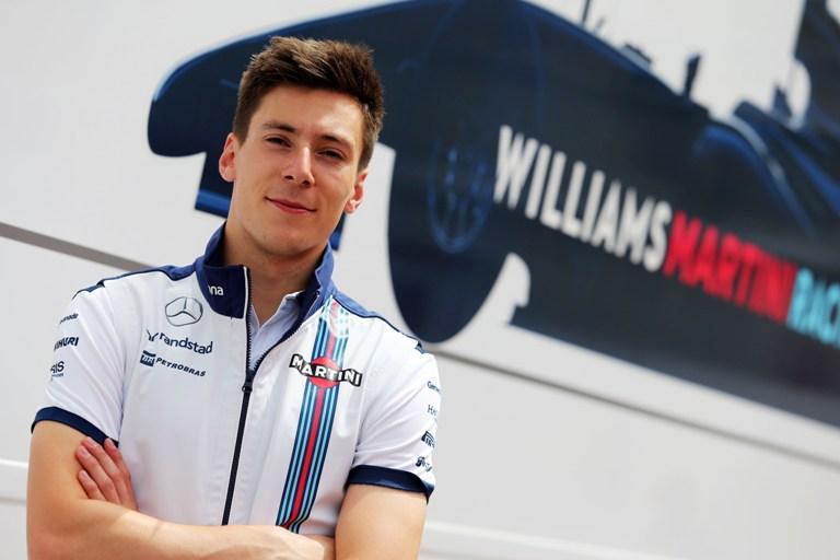 Test Barcellona: Williams in pista con Lynn