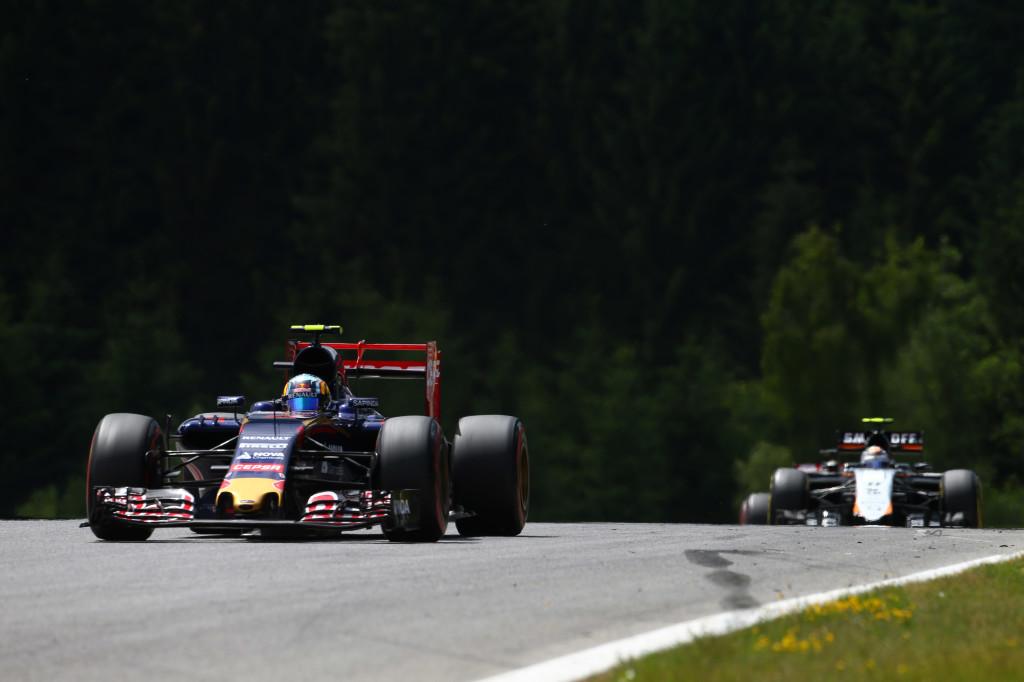 """Toro Rosso, Sainz: """"Silverstone è la mia pista preferita, non vedo l'ora di correrci"""""""