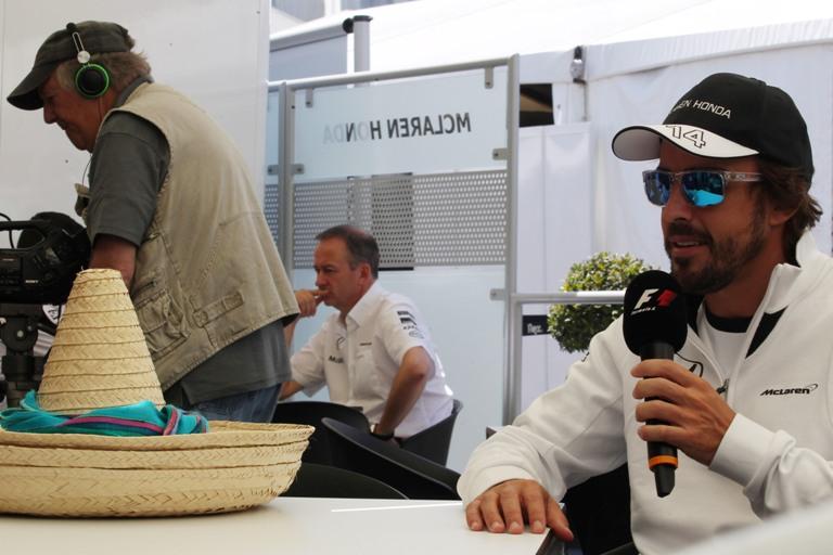 """Alonso: """"Mi aspetto una prestazione simile a Montecarlo"""""""