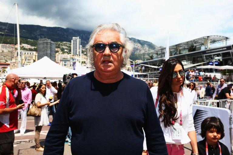 """Briatore: """"La vittoria Ferrari in Malesia dovuta all'errore Mercedes"""""""