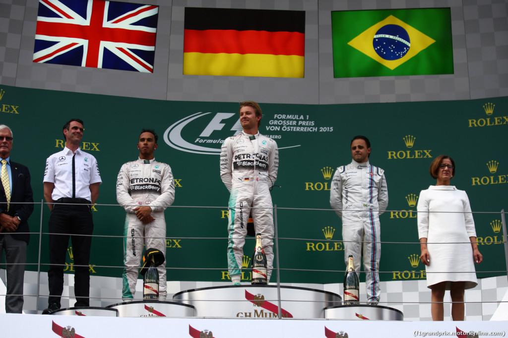 La Pagelle del Gran Premio d'Austria