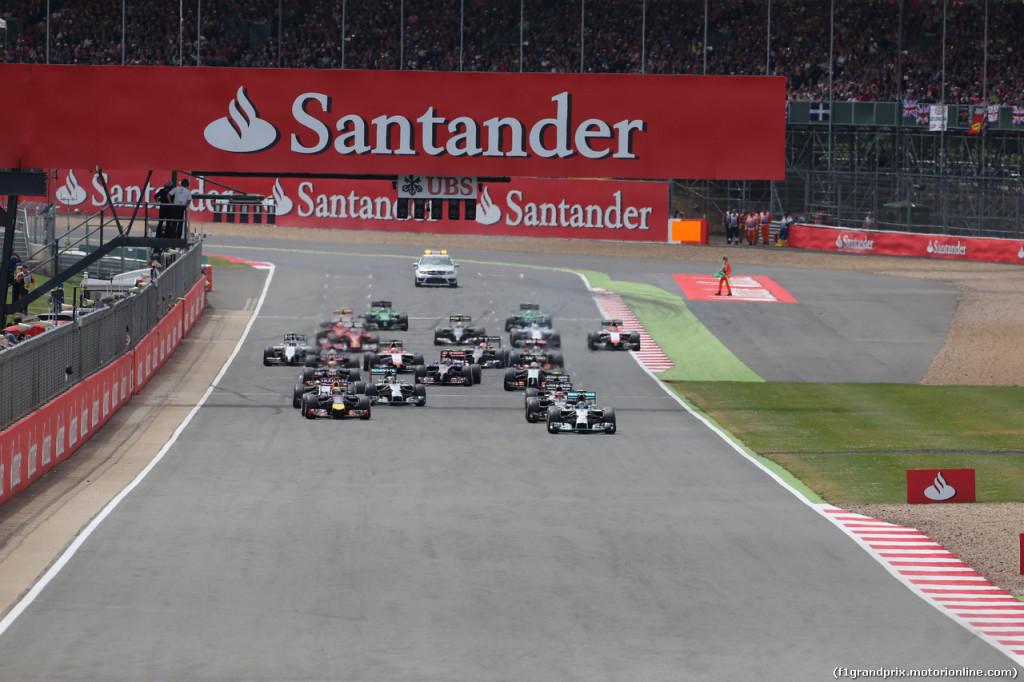 Gran Premio di Gran Bretagna 2015, Silverstone: Anteprima e Orari del Weekend