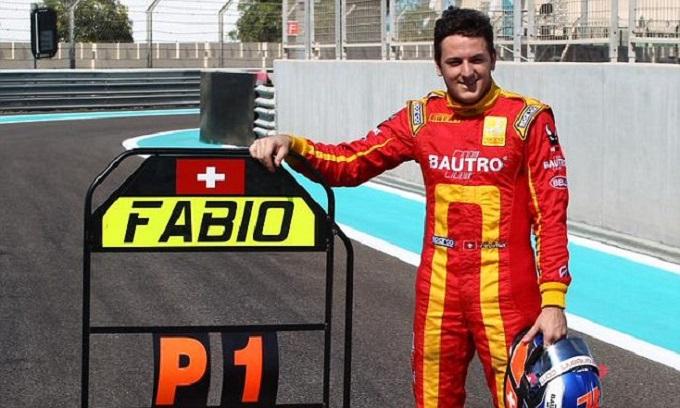 Fabio Leimer è il nuovo pilota di riserva Manor