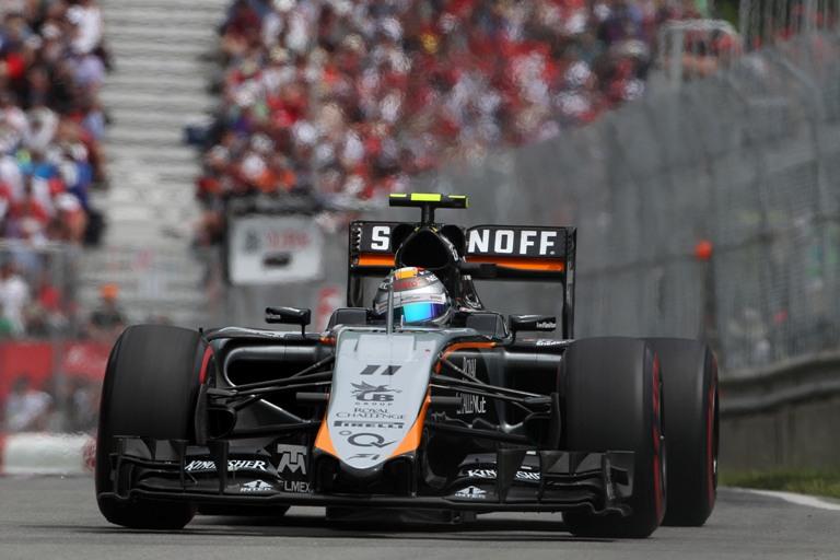 La versione B della Force India debutterà a Silverstone