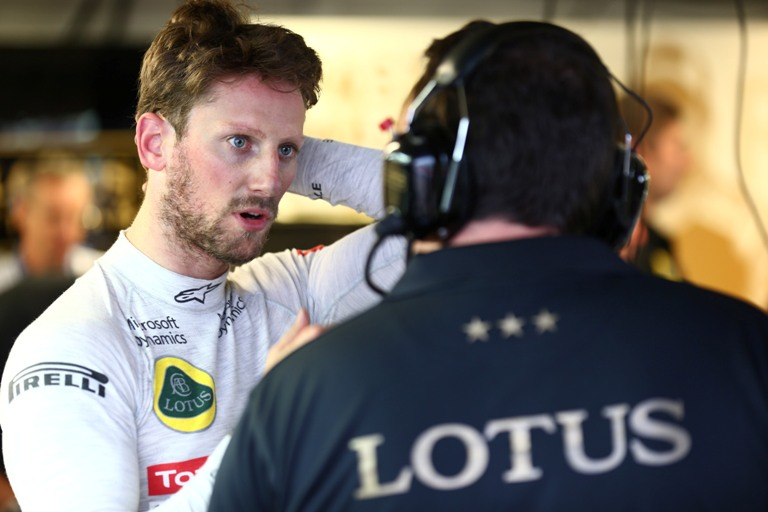 """Grosjean: """"In Austria mi aspetto un risultato migliore rispetto al 2014"""""""