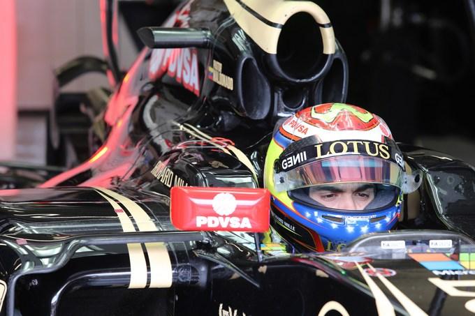 "Maldonado: ""Silverstone adatta alla mia Lotus"""