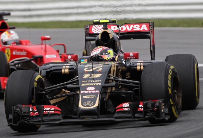 """Lotus: Maldonado, """"Continuiamo così!"""""""