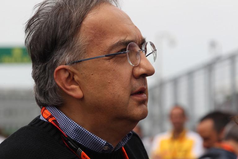 """Marchionne: """"La F1 ha bisogno di cambiare rapidamente"""""""
