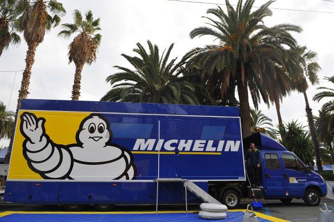 F1 – Michelin si candida come fornitore di gomme dal 2017