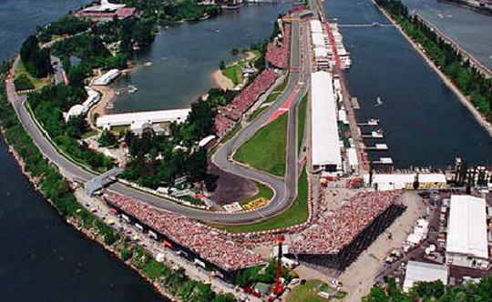 Doppia zona DRS per il prossimo Gran Premio del Canada