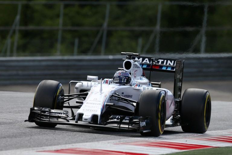 La Williams vuole il podio a Silverstone