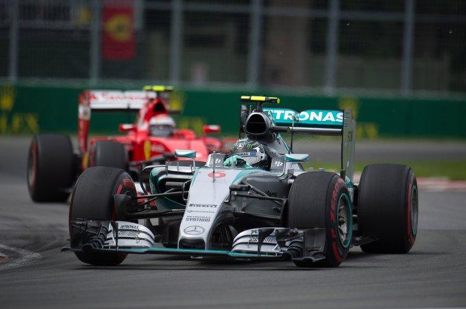 Quattro team di F1 costretti a modificare le ali flessibili