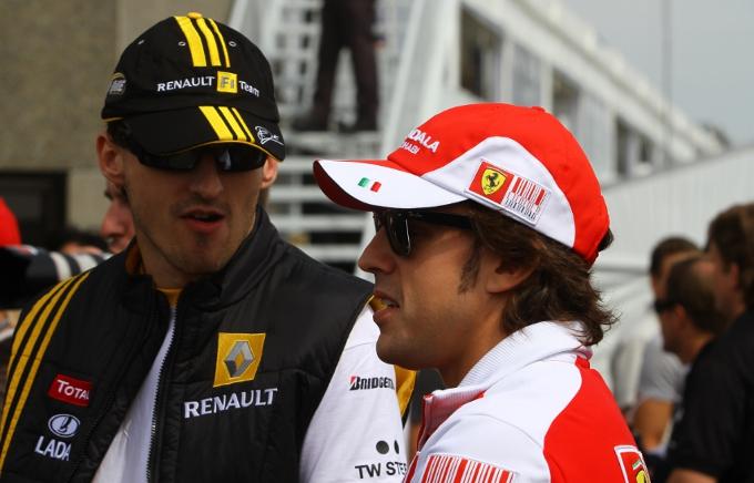 """Kubica difende Alonso: """"Un pilota ha bisogno di nuovi stimoli"""""""