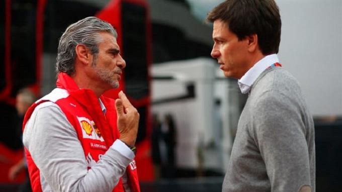 """Red Bull lascia la Formula 1? Arrivabene e Wolff: """"Non si possono chiedere nuove regole"""""""