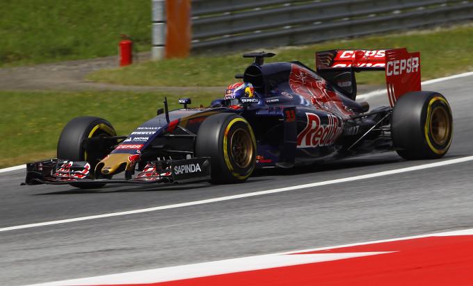 """Toro Rosso: Verstappen, """"Soddisfatto di questo risultato per tutto il team"""""""